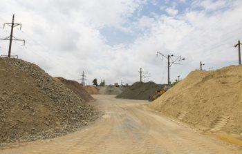 Щебень песок Одесса